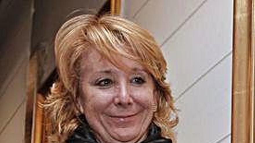 Aguirre obtuvo 566.000 euros de Indra para su campaña, según la UCO