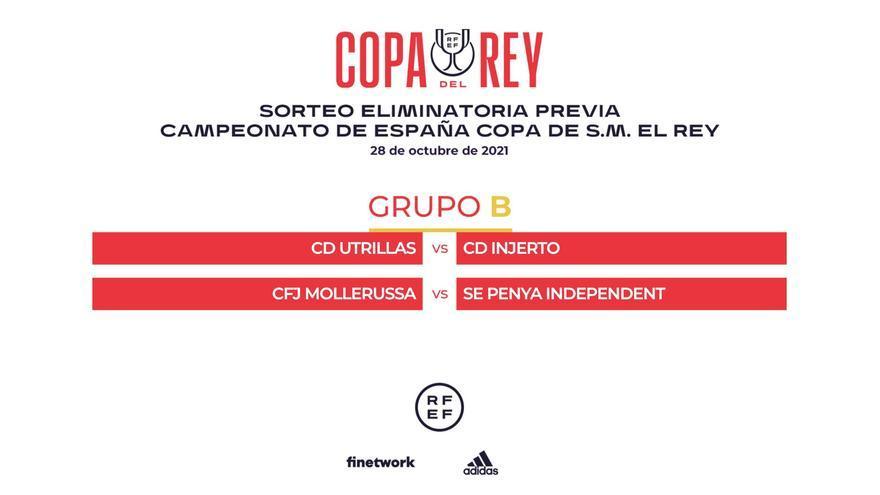 La Penya Independent buscará el billete para la Copa del Rey ante el Mollerussa