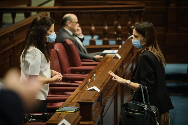 Pleno del Parlamento    20/05/2020   Fotógrafo: Andrés Gutiérrez Taberne