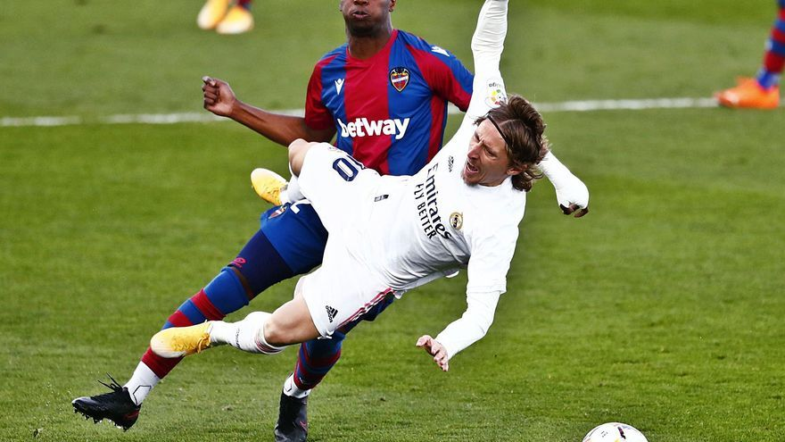 El Real Madrid se desconecta de la Liga