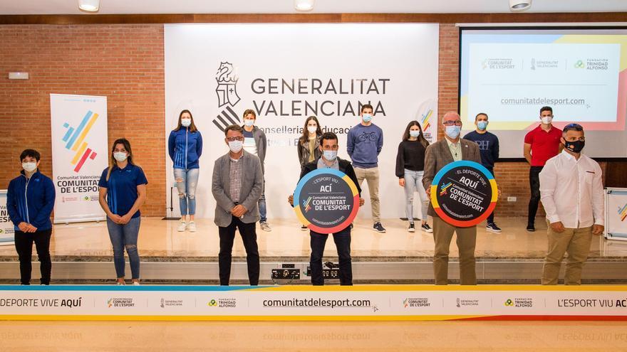 Si eres deportista en la Comunitat Valenciana, descubre la nueva herramienta que tienes