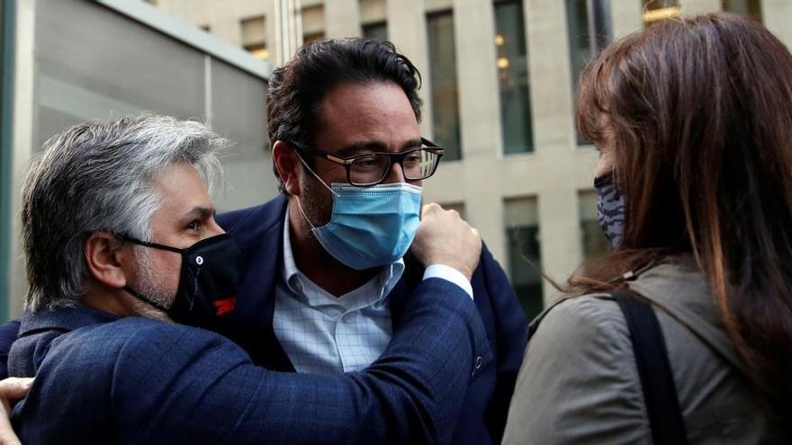 El juez deja en libertad con cargos a todos los detenidos del entorno de Puigdemont
