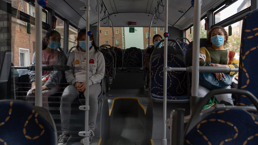 El bus urbano de Zamora y el parking de San Martín, gratis desde hoy hasta el miércoles