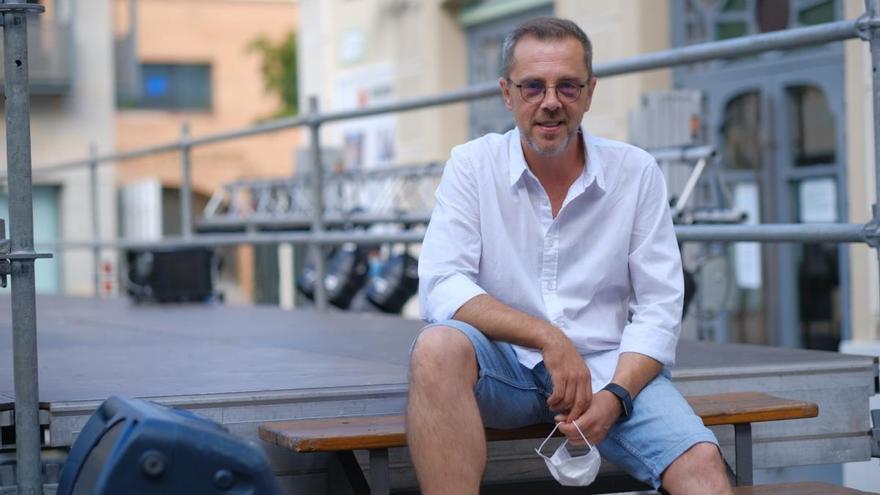 Alfons Martínez: «La cultura sempre és una de les prioritats en aquest govern»