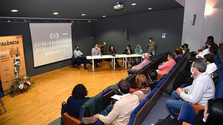 Més de 600 valencians se sensibilitzen al voltant de la Cultura de la Pau