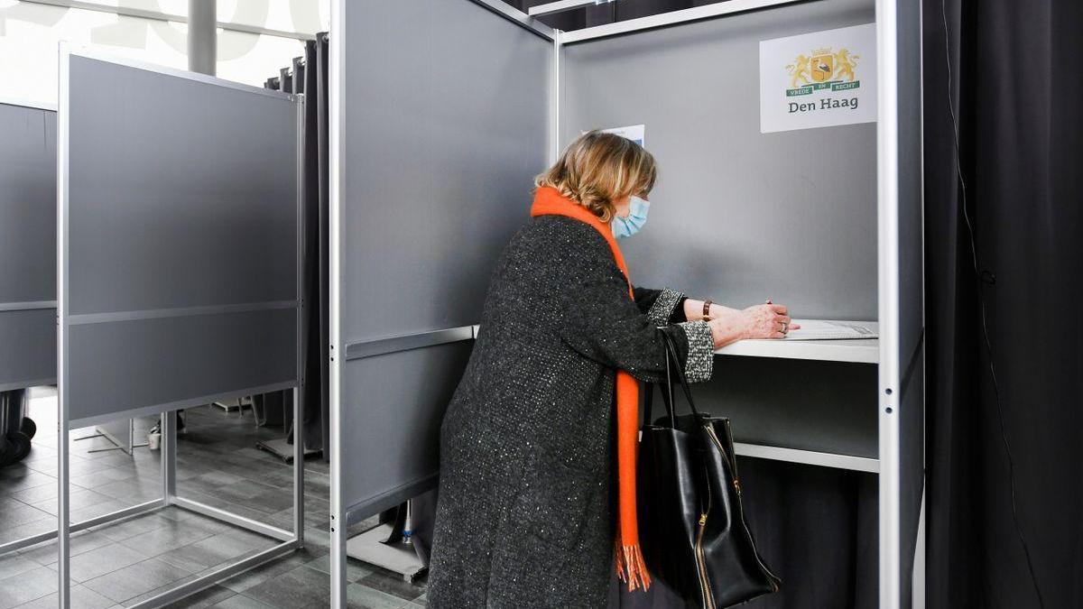 El primer ministro neerlandés busca la continuidad al frente del Gobierno