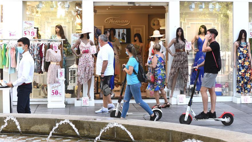 Córdoba registra casi 200 multas por infracciones en patinetes eléctricos