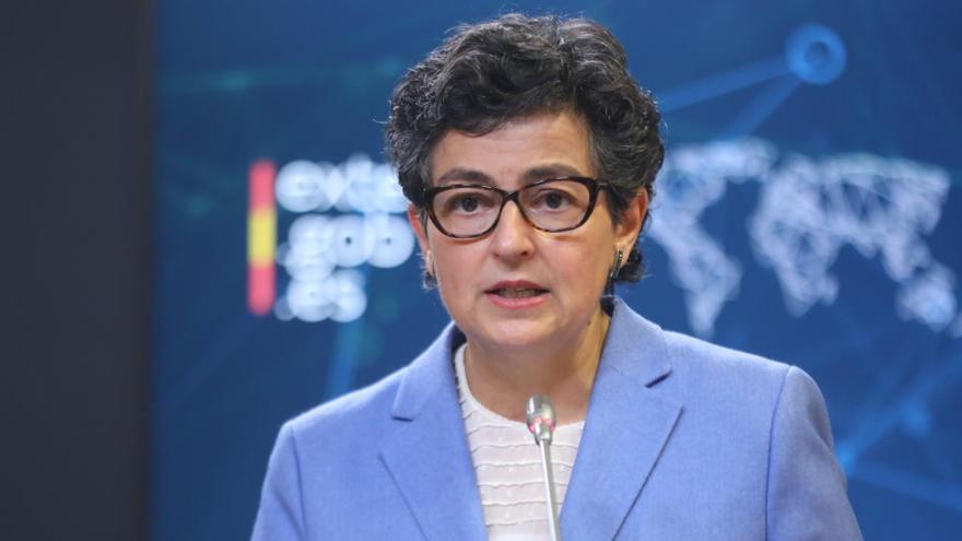 España envía un diplomático a Dover para asistir a los camioneros