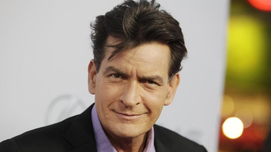 Charlie Sheen asegura que se ha curado del sida