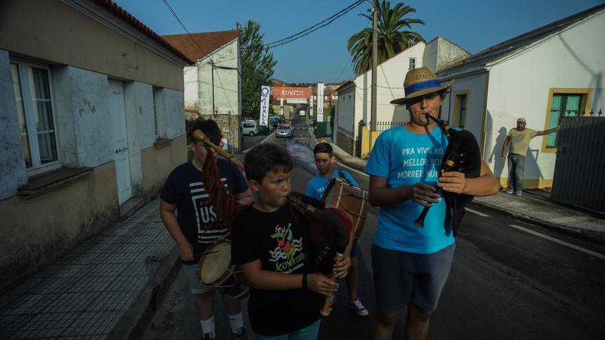 Xironsa celebra su festival para poner en valor el trabajo de los colectivos de música tradicional