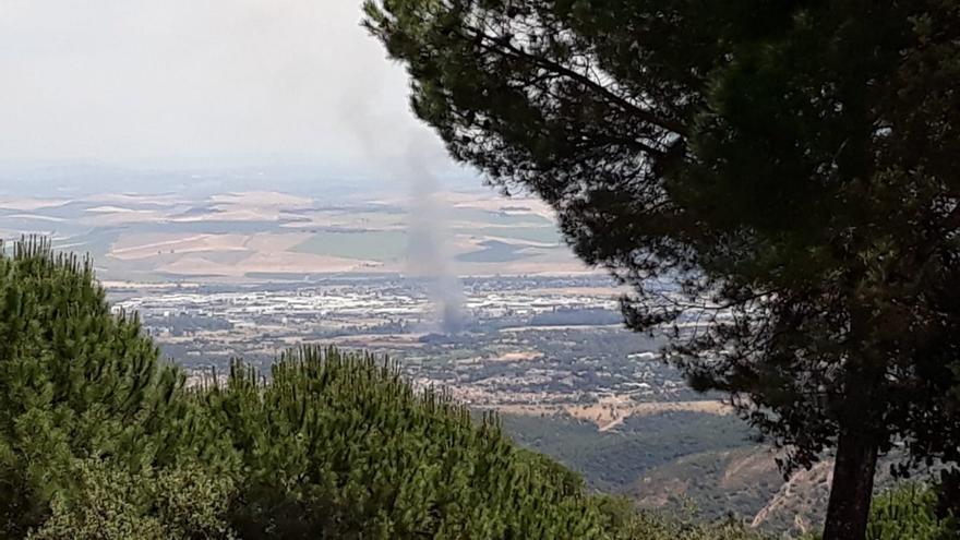La Fiscalía de Córdoba avisa del incremento de incendios por tareas agrícolas al usar fuego sin autorización