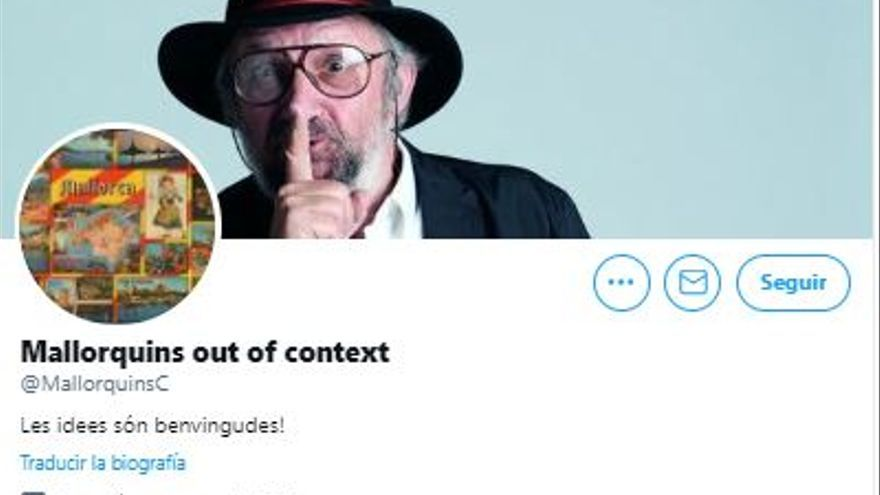 'Mallorquins out of context', la cuenta de Twitter que retrata nuestra manera de ser
