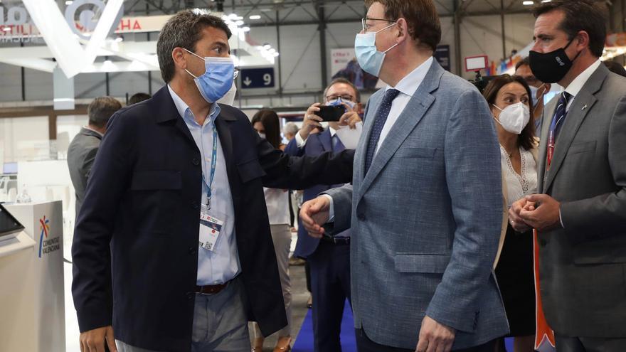 El president Puig acepta reunirse con Mazón