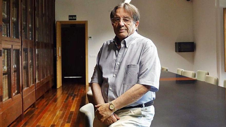 """Manuel Muñoz Ibáñez: """"La ampliación natural del Museo de Bellas Artes es el Convento de la Trinidad"""""""