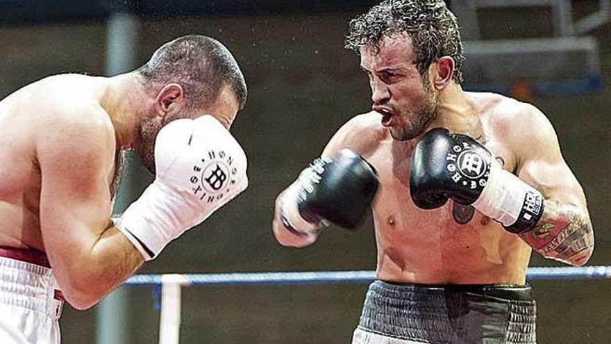 La Balear de boxeo homenajeará a José del Río en Santa Ponça