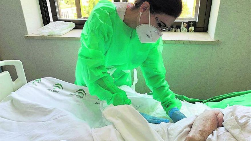 La relajación de las medidas hace que aumenten las infecciones respiratorias en Málaga