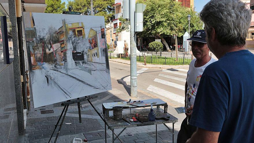 El concurs de pintura ràpida «Godella i el seu entorn» arriba el 18 de setembre