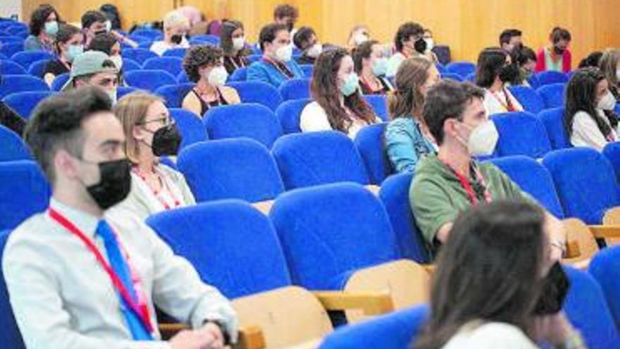 Estudiants de Medicina d'arreu de l'Estat es troben a la UVic-UCC