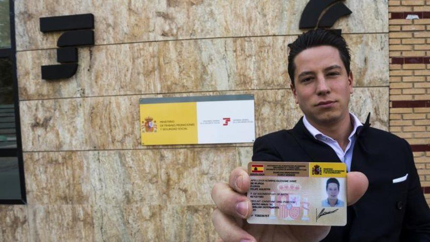 Mas de 5.000 extranjeros residentes en Canarias adquirieron la nacionalidad española en 2020