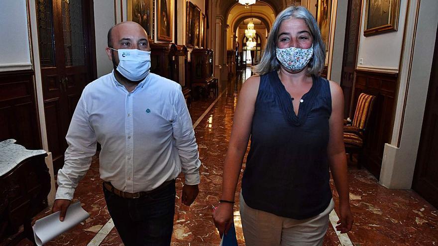 PSOE y Marea pactan impulsar la creación del área metropolitana para este otoño