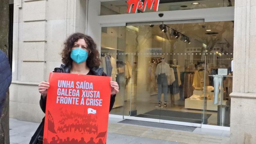 Los socialistas gallegos piden a la Xunta que frene los cierres de H&M en Galicia