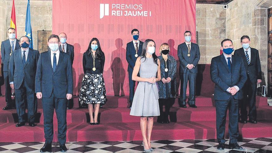 """La investigación se reivindica en los Premios Jaume I como """"la mejor forma de salir de la crisis"""""""