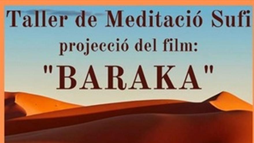 Projecció del film: Baraka