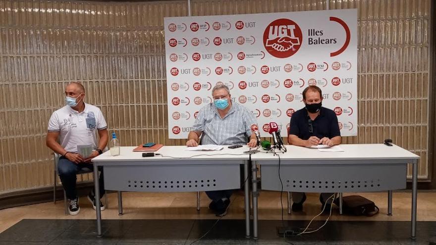 UGT denuncia que Baleares tiene un déficit de más de 200 policías locales