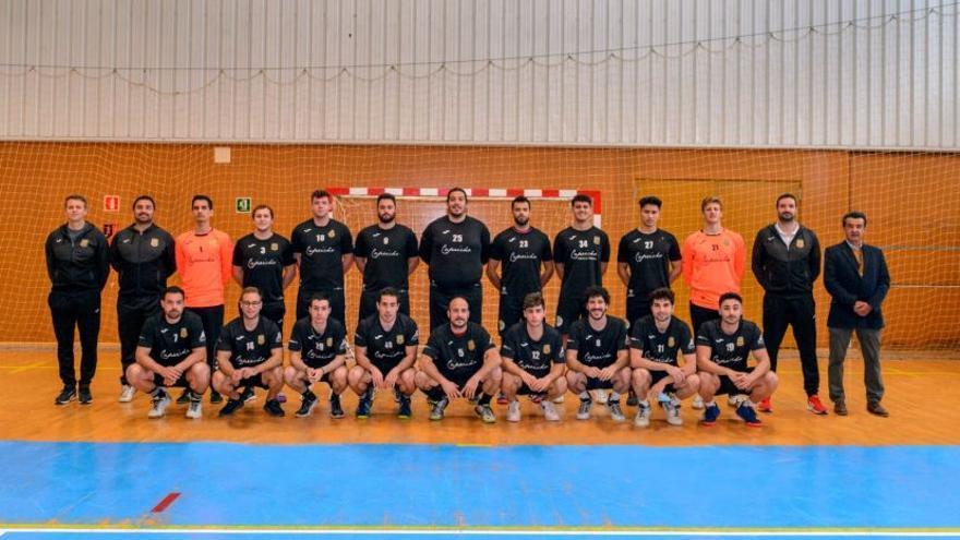 La Peña Deportiva-El Capricho sigue sin estrenarse en victorias