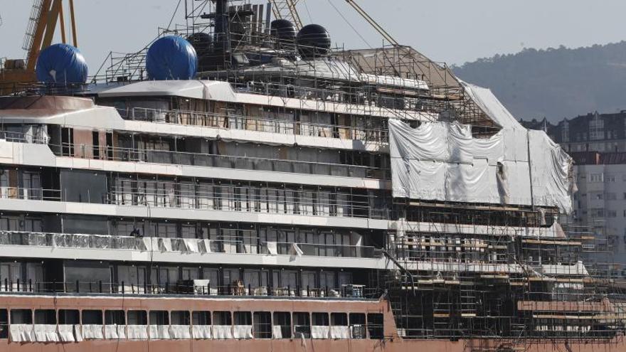 Barreras reactiva la venta de los cascos de Havila y negocia la firma de tres proyectos