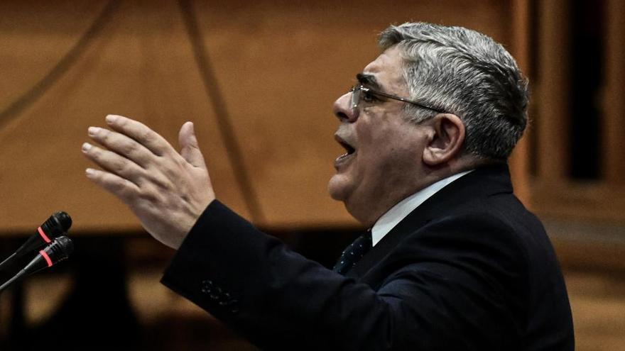 Condenan a 13 años de cárcel a la cúpula del partido neonazi Amanecer Dorado