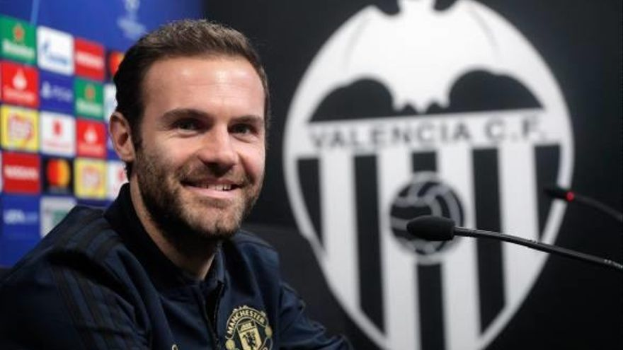 """Juan Mata: """"Soler tiene talento y un futuro tremendo"""""""