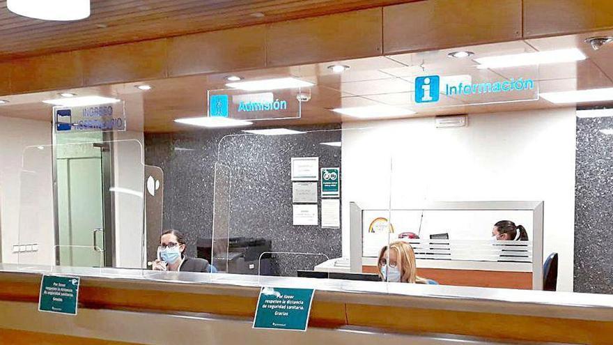 El hospital Domínguez, certificado como espacio seguro y protegido frente al Covid-19