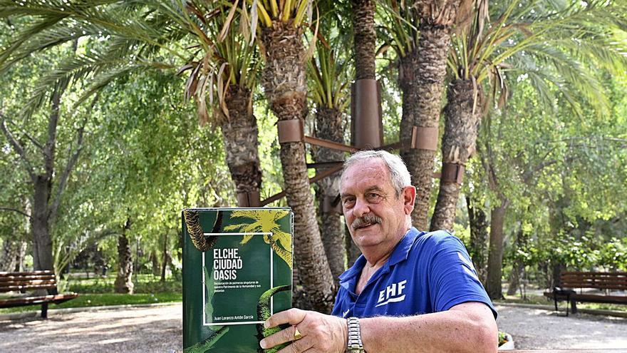 «El problema del Palmeral es lo costoso que es su mantenimiento para la rentabilidad que ofrece»