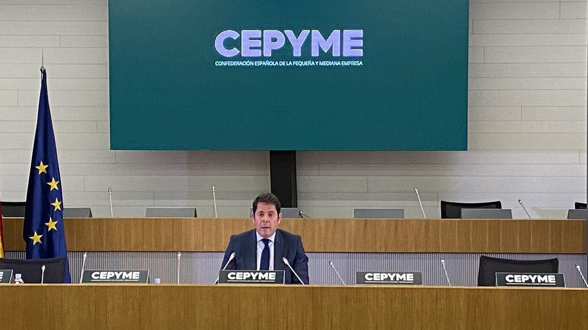 Cepyme rechaza centrar la ayuda a las pymes en perdonar créditos ICO
