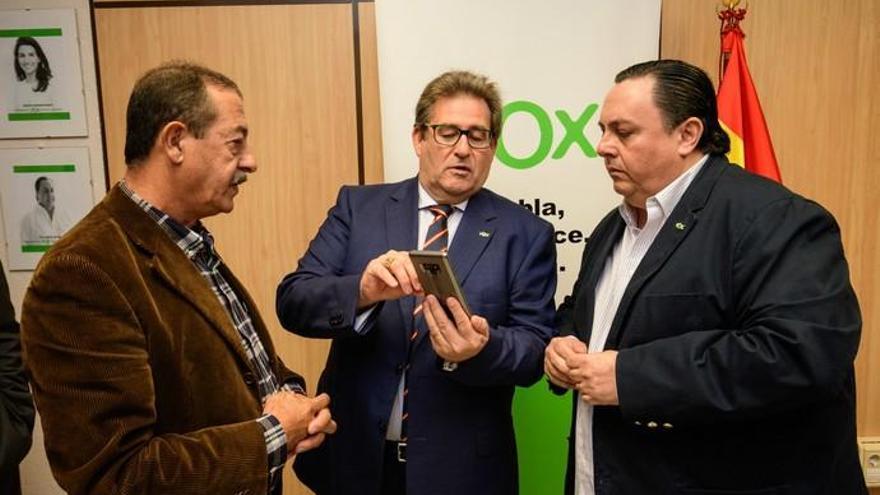 Vox descarta fichajes estrella para concurrir a los comicios de mayo en el Archipiélago