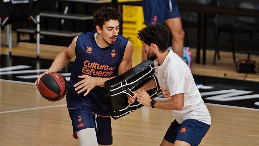 El Valencia Basket recupera a Puerto