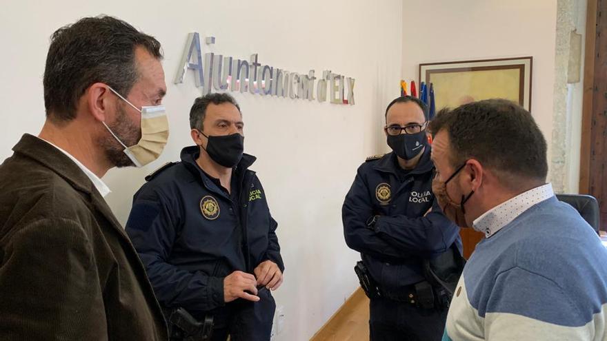 Las pedanías de Elche registraron en diciembre 40 robos en domicilios en menos de tres semanas