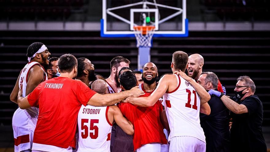 La Lliga de Campions de la FIBA es completa amb els quatre últims classificats