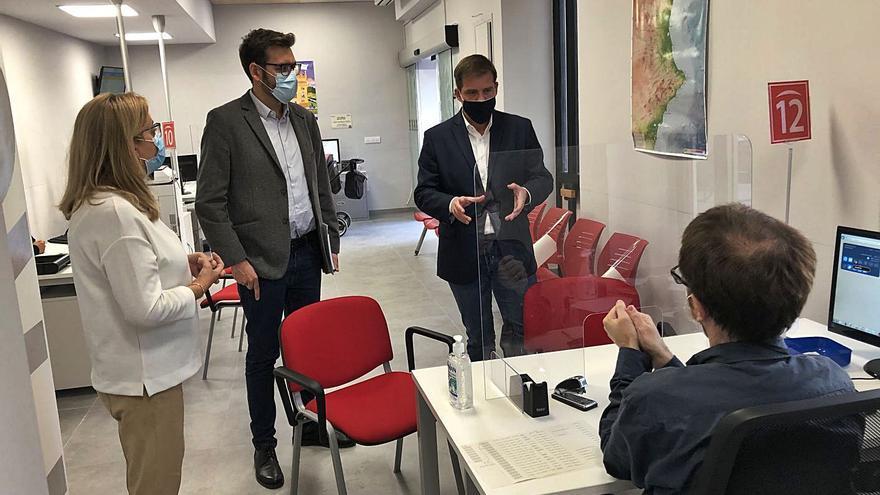 Xàtiva renueva el convenio con la Generalitat para la gestión del Prop