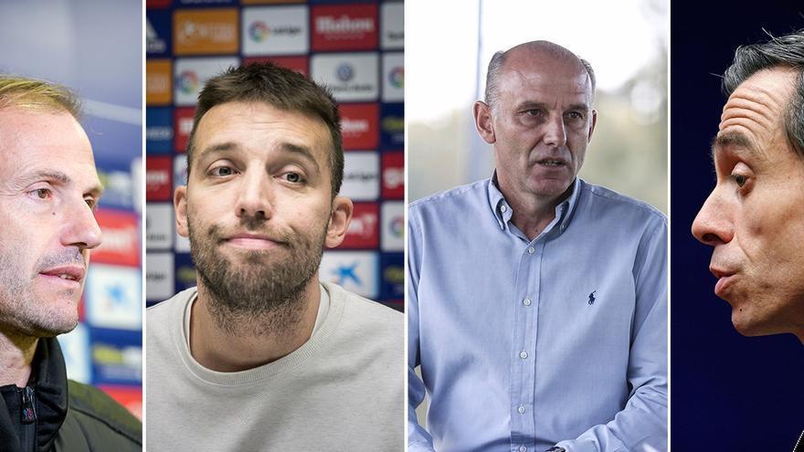 La soledad del director deportivo del Oviedo: las razones por las que el club quiere ampliar la estructura