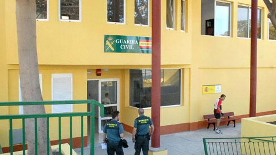La Guardia Civil recupera en Madrid un teléfono sustraído en un hotel del sur de Gran Canaria