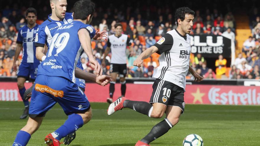Mendizorrotza exige un gran Valencia CF