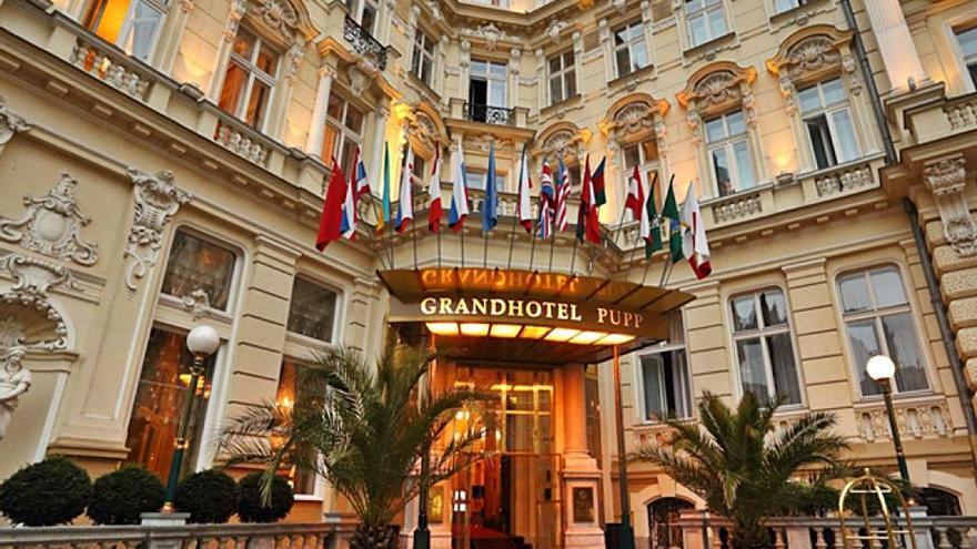 Hotels de cine