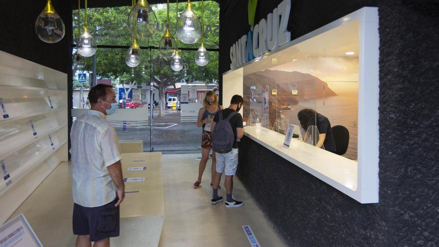 La Oficina de Información Turística de Santa Cruz atiende a 1.233 turistas entre enero y marzo