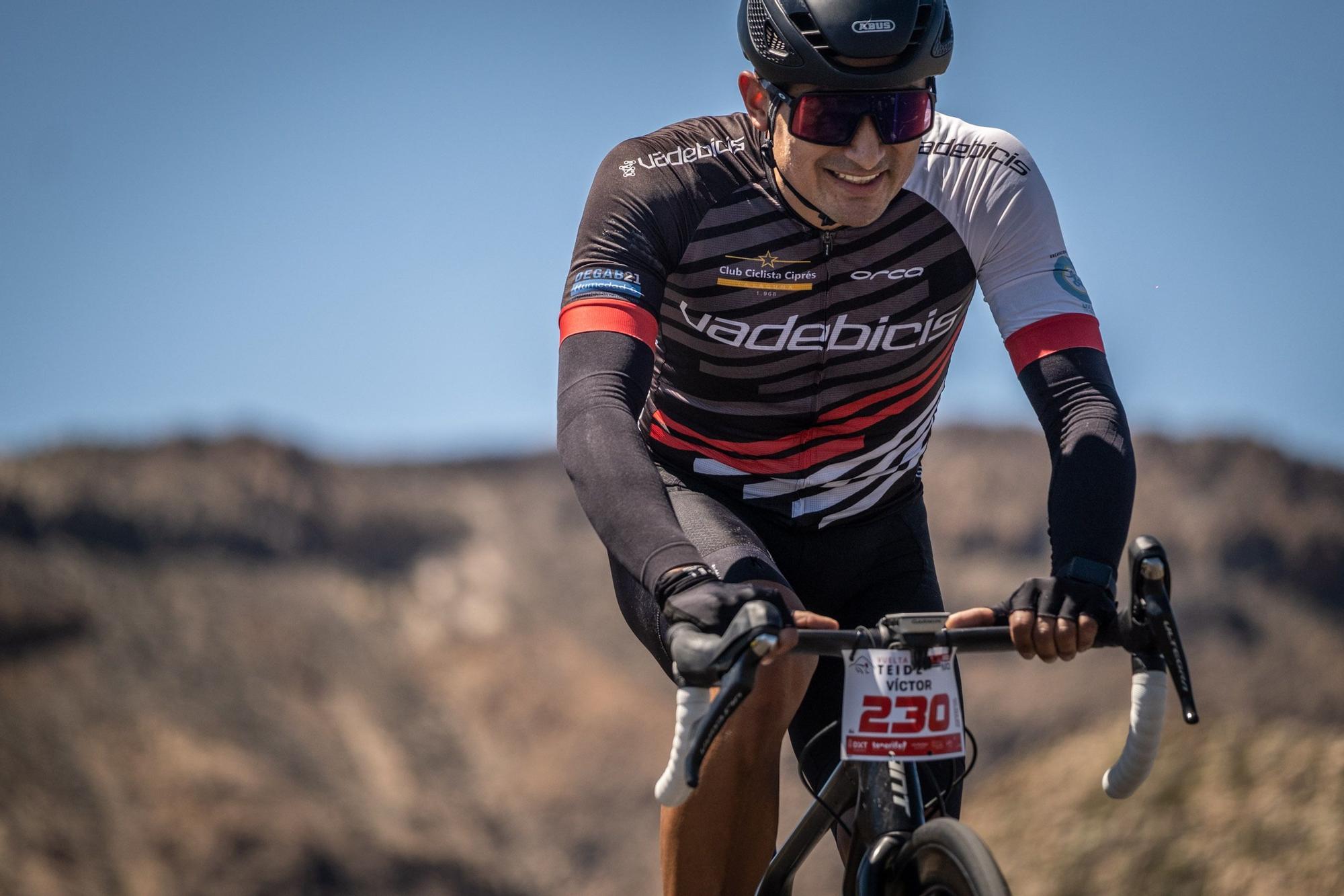 Vuelta Ciclista en el Teide