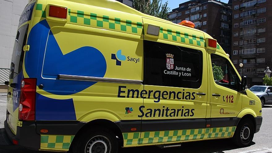 Muere un hombre tras caer de un andamio en Burganes de Valverde