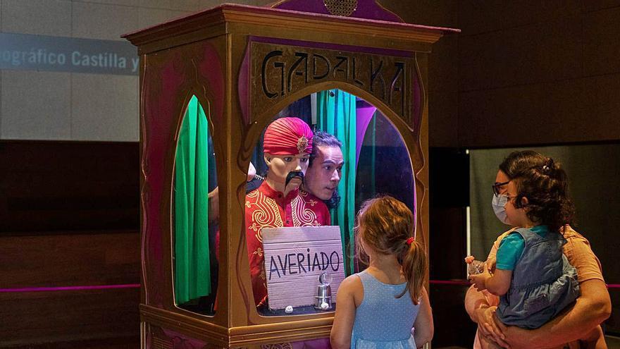 Pistoletazo de salida a las Jornadas Internacionales de Magia de Zamora