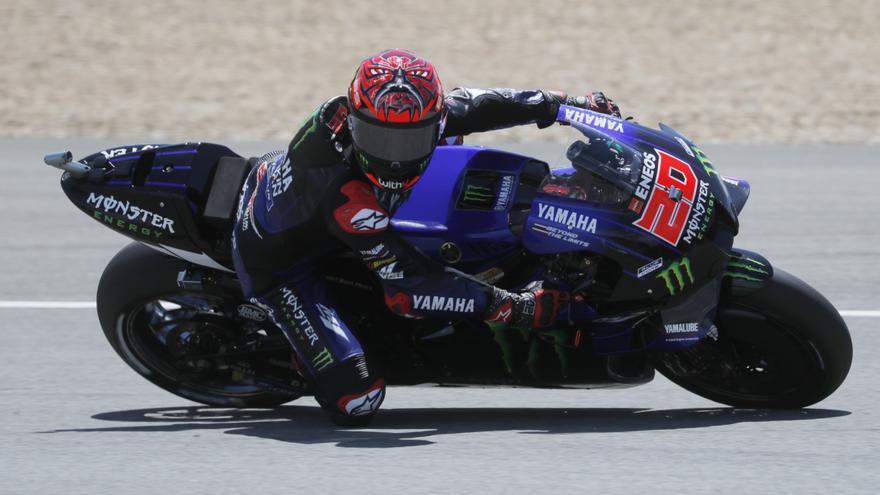 Gran Premio de Alemania de MotoGP | Quartararo, ante el reto de asaltar el 'feudo' de Marc Márquez