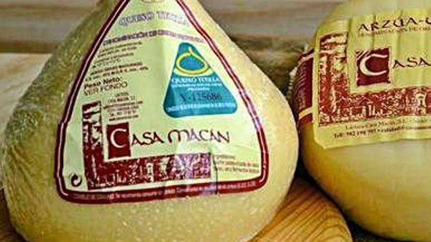 Sanidad retira del mercado los productos de una quesería gallega